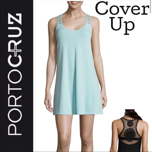 88868299666e7 porto cruz Swim   Nwt Jersey Suit Coverup Dress   Poshmark